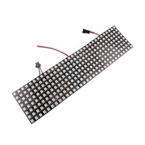 8x32 WS2812 led matrix from Amazon